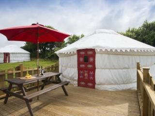 Lavender Yurt - Mawnan Smith vacation rentals