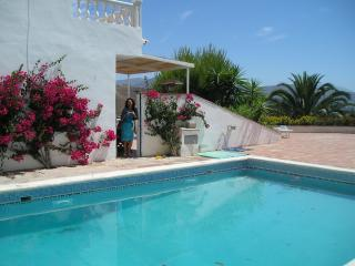 Costa Tropical Villa with amazing view, pool. WiFi - Almunecar vacation rentals