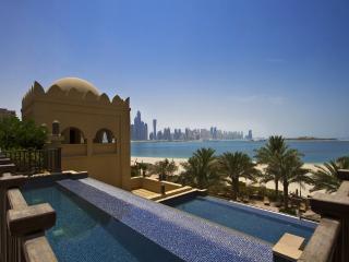 Modern 1 BD apartment in Fairmont Palm Jumeirah - Dubai vacation rentals