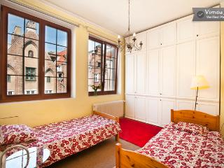 Heart of Gdansk Old Town - Gdansk vacation rentals