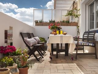Magdalena Terrace, private terrace in the old town - Province of Seville vacation rentals