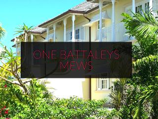 One Battaleys Mews Townhouse  Barbados - Saint Peter vacation rentals