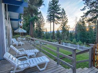 West Shore Snowflower Home -THIS HOME IS RENTED FOR THE 15/16 SKI SEASON - Tahoe City vacation rentals
