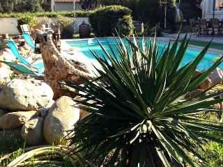 Corsica villa vacation rentals private pool near Beach - Solaro vacation rentals