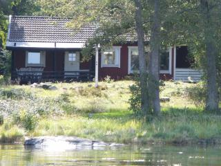 House on an island in the Swedish East coast archipelago - Östergötland vacation rentals