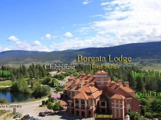 Kelowna Resort Studio, 1, 2, 3 Bedroom Condos - Kelowna vacation rentals