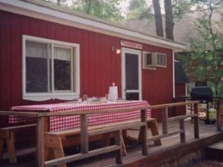 Secluded Yet Accessible Cottage with Beach - Brownfield vacation rentals