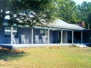 Front Porch View of Wildlife and Waterfowl - Hattiesburg vacation rentals