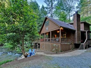 Pet-friendly cabins in North Georgia - Ellijay vacation rentals