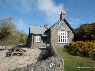 The School House, Countisbury - Spacious Victorian cottage in a stunning spot on Exmoor - Parracombe vacation rentals