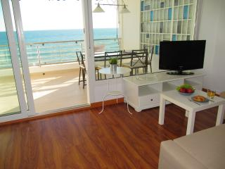 Apartment on the beach with wonderfull sea view. - El Puerto de Santa Maria vacation rentals