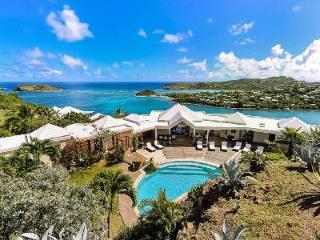 Gorgeous Arrowmarine Villa with large pool, maid service and a mini cooper - Mont Jean vacation rentals