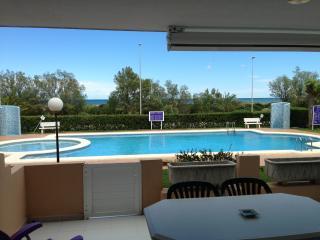 Apartment Sea view Piles Beach - Miramar vacation rentals