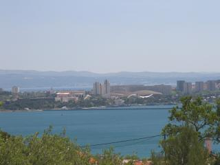Amazing Adriatic Sea View Apartment across Split - Kastel Sucurac vacation rentals