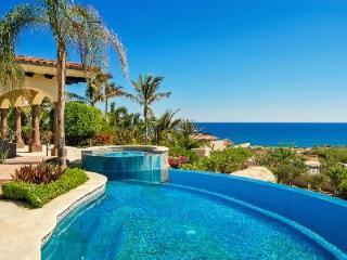 Spacious Spanish-style villa Casa Peggita with heated pool & solarium in luxurious resort setting - San Jose Del Cabo vacation rentals