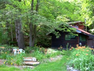 CABIN-IN-THE-WOODS in Vermont.... its secret - Killington Area vacation rentals