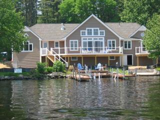 4 Season Modern Lakeside Home, Long Lake - Poland vacation rentals