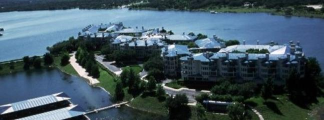 Island Aerial View - Luxury Vacation Condo Rental, Lake Travis, Lago Vi - Lago Vista - rentals
