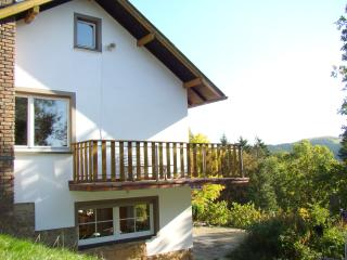 Cosy chalet on a hill in the forest - Kassel vacation rentals