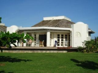 Seafront villa in a private golf club. - Tobago vacation rentals
