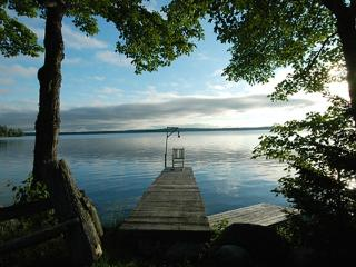Classic Maine Lakefront Location - Perry vacation rentals