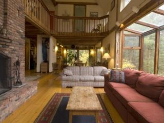 Southern Vermont Mountain Home on 22 Private Acres - Brattleboro vacation rentals