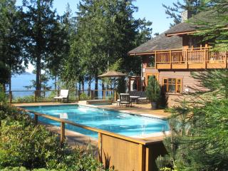 Point Williams Lodge . Private Oceanfront Estate - Lummi Island vacation rentals