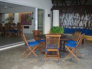 Tropical Sea Front Villa With Palapa - Progreso vacation rentals