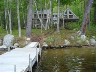 Waterfront Home at Base of Shawnee Peak Ski Area - Brownfield vacation rentals