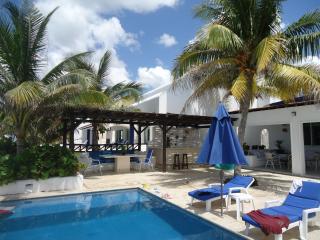 Beautiful beachfront house - Progreso vacation rentals
