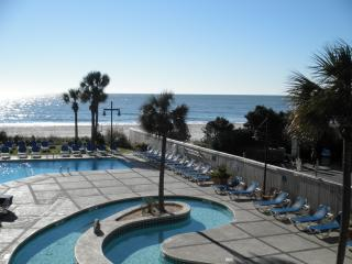 2BR/2BR Condo ON THE BEACH - Great Rates - Myrtle Beach vacation rentals