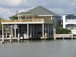 waterfront with   pier/boat slip,Port Mansfield Tx - Port Mansfield vacation rentals