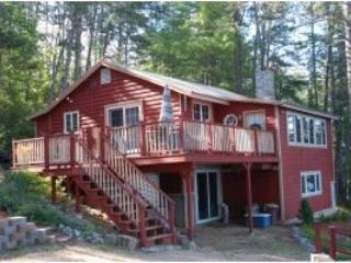 All Season Lake Ossipee NH Waterfront Home Private - North Conway vacation rentals