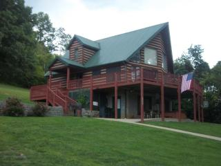 PaPa Bear's River Cabin - Luray vacation rentals