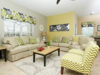 Paradise Palms Resort - 5BD / 4BA Town Home near Disney - Sleeps 10 - Platinum - E558 - Kissimmee vacation rentals
