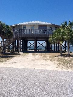 Private Fishing Pier, ask about Winter Specials!!! - Fort Morgan vacation rentals
