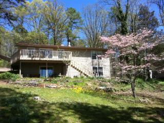 Greers Ferry Lake View 4BR Home 2,100 sq.ft. - Heber Springs vacation rentals