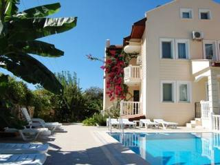 LUXURY 3 BEDROOM MERAL APART NEAR BEACH WITH POOL - Hisaronu vacation rentals