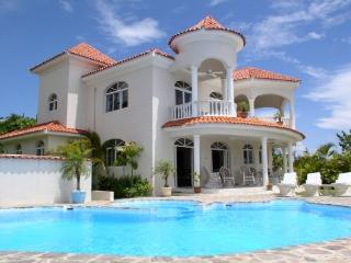 Fully Staffed Villa with Oceanview & Private Pool - Luperón vacation rentals