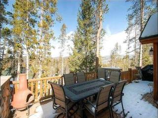Luxurious Private Home in Forested Area - Perfect For Large Groups (13546) - Breckenridge vacation rentals