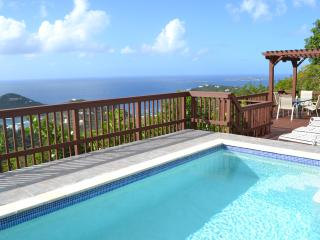 Fantastic Ocean View at affordable Mar de Amores - Cruz Bay vacation rentals