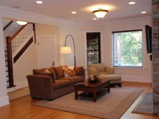Beautiful Classic Brownstone Home- Northside - Chicago vacation rentals