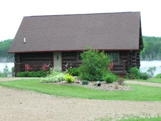 Waterfront Log Cabin U.P. Michigan Vacation Rental - Foster City vacation rentals