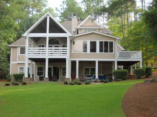 Reynolds Plantation, GA  Lake-Front Home, 5 Stars - Eatonton vacation rentals