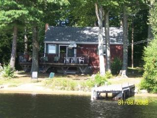 lakefront cottage - Seabrook vacation rentals