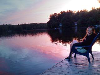 Classic Adirondack Lakefront Cabin on Quiet Lake - Amsterdam vacation rentals