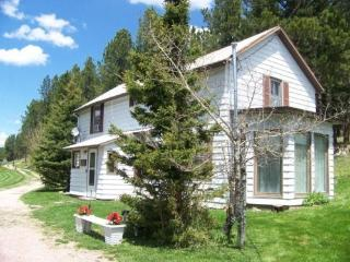 Kiddville Ranch and Historical Gold Mining Camp. - South Dakota vacation rentals