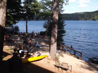 Squam Lake! Two BR cottage directly@water's edge - Holderness vacation rentals