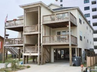 Beautiful oceanside condo - Carolina Beach vacation rentals