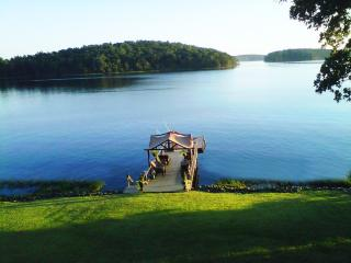 Private Waterfront with Unforgettable Views - Asheboro vacation rentals